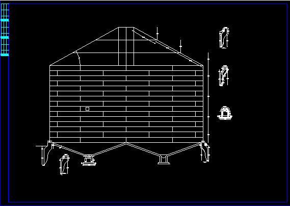 均化出料系统的清库与技术改造对均化库的机械设计,料位检测仪以及