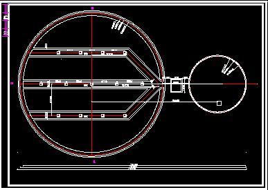 唐代民间圆顶砖墓结构设计图片