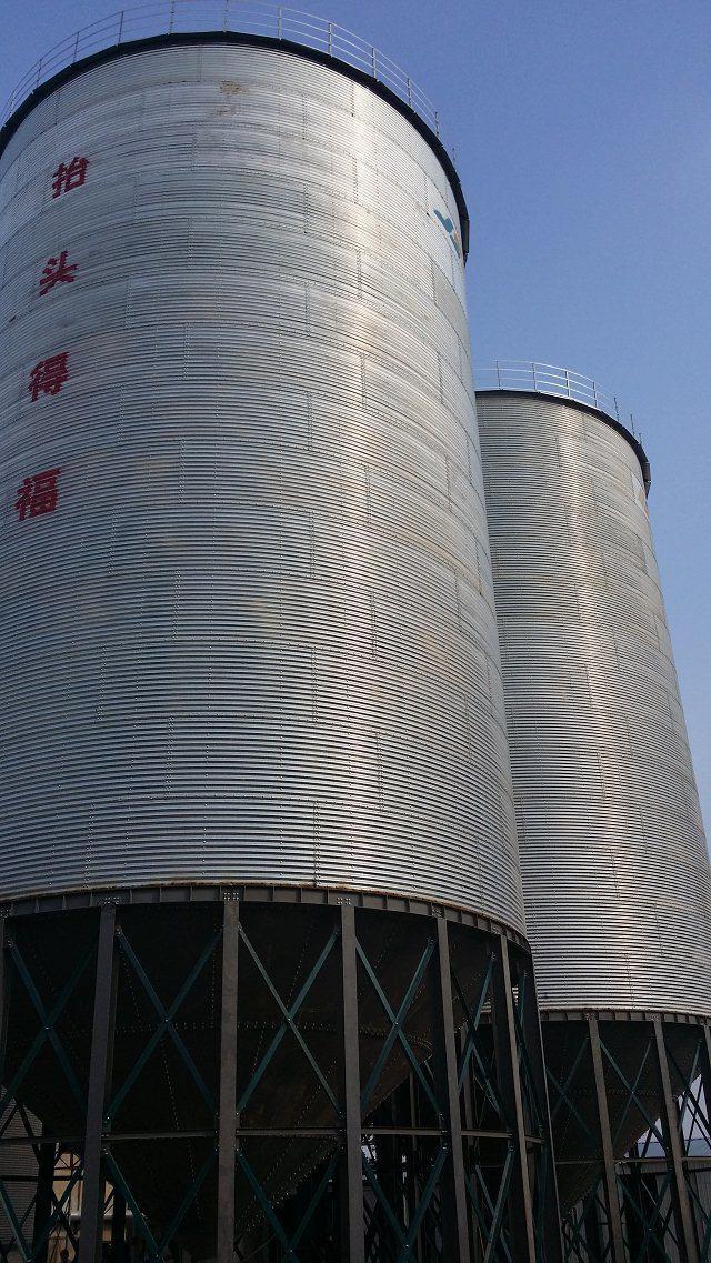 大型装配式钢板库